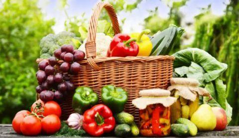 sayuran dan buah harus dicuci